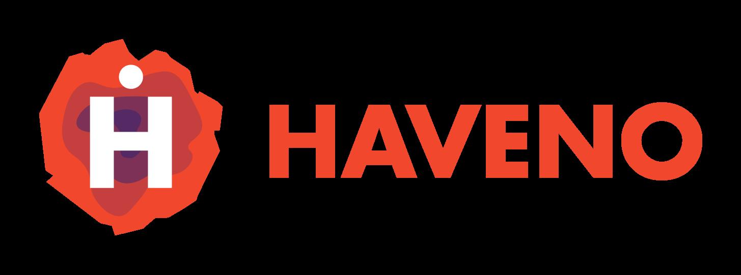 Haveno banner with logo